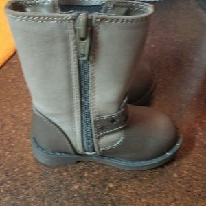 Shoes - Toddler size 5 boots